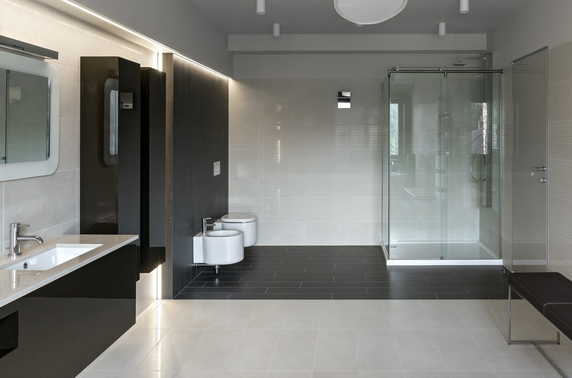 Hochwertig Luxury Bathroom Interior
