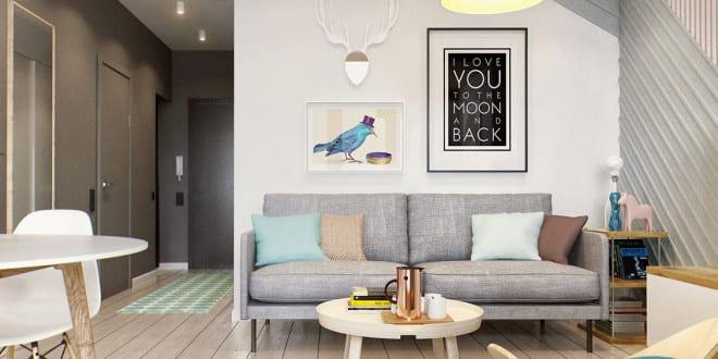kleine wohnung modern und funktionell einrichten designinspiration f r moderne einrichtung von 1. Black Bedroom Furniture Sets. Home Design Ideas