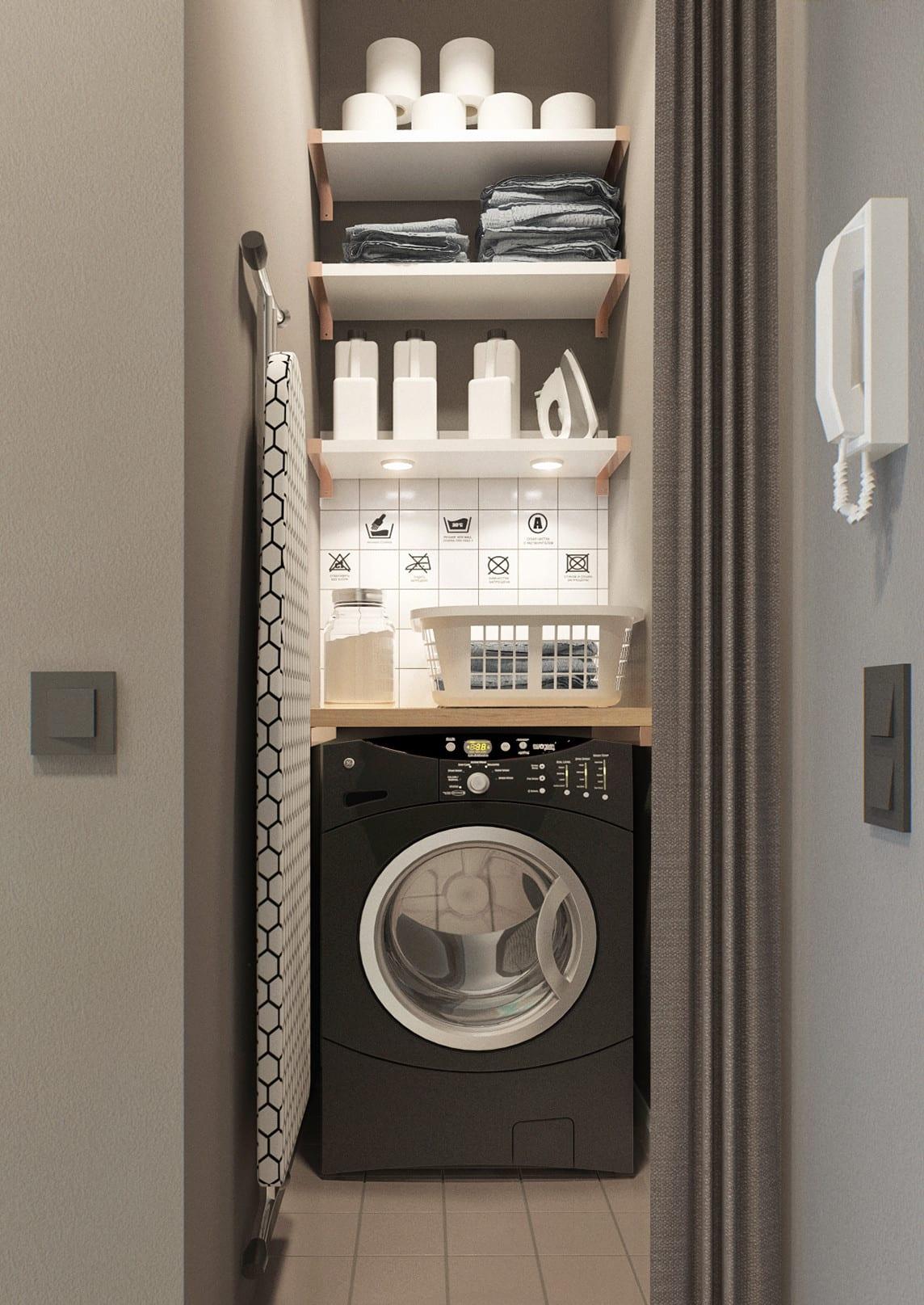 Kleine wohnung modern und funktionell einrichten for Wohnung einrichten ideen