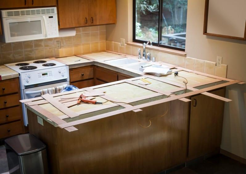 alte Küche im frischen Glanz_ einfache Tipps für die Renovierung von ...