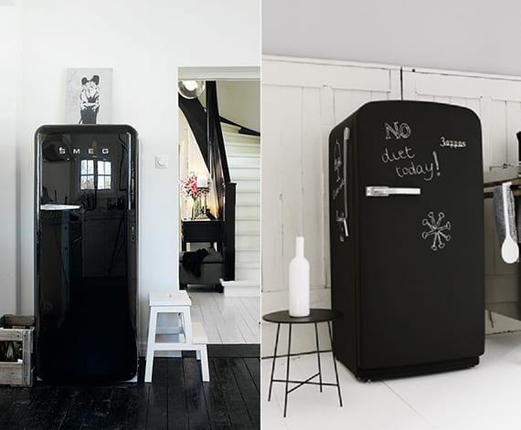Smeg Kühlschrank Homepage : Die küche mit diy retro kühlschrank ausstatten küchen ideen für