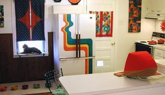 Die-Küche-mit-Retro-Kühlschrank-ausstatten_coole-idee-für ...