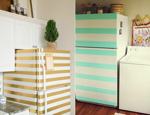 Kühlschrank Neu : Die küche mit retro kühlschrank ausstatten küchenideen für küche