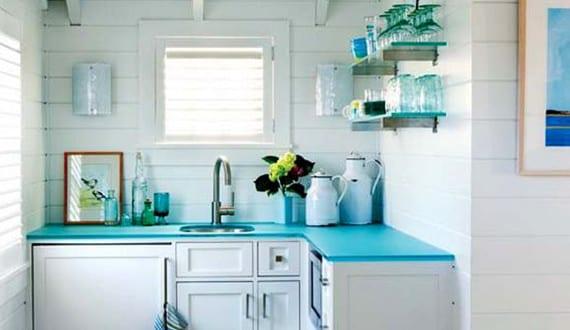 Uberlegen Die Komfortable Wohnküche In Der Kleinen Wohnung_kleine Küche