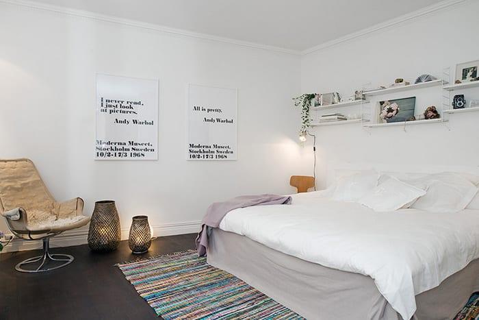 Maisonette_eine Traumwohnung im skandinavischen Stil und beispiel ...