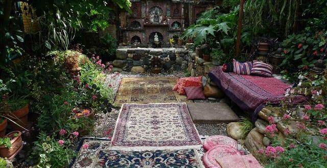 Mein-schöner-Garten-im-Boho-Style-gestalten-als-traumgarten - fresHouse