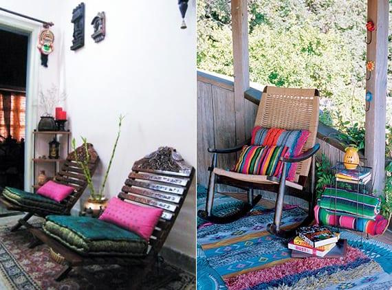 Mein Schöner Garten Im Boho Style_bohemien Gartengestaltung Mit