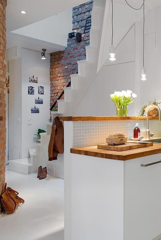 die wohnk che in kleiner wohnung coole ideen und moderne raumgestaltung kleiner k chen freshouse. Black Bedroom Furniture Sets. Home Design Ideas