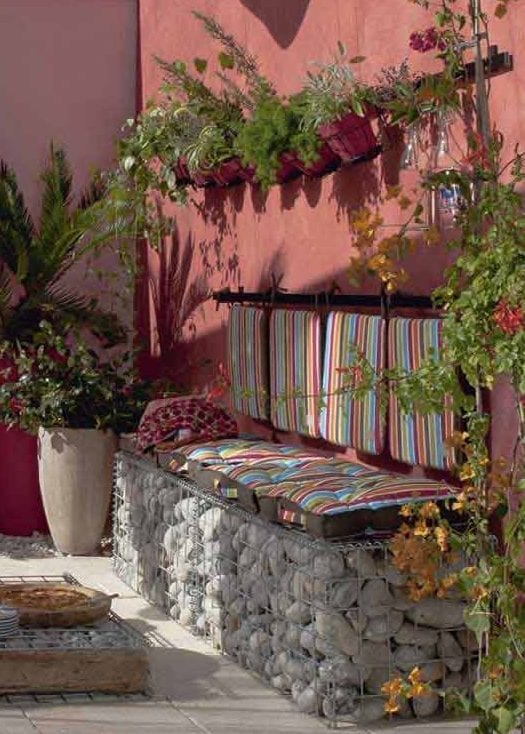 Beautiful Gartenmobel Aus Stein Selber Bauen Images ...