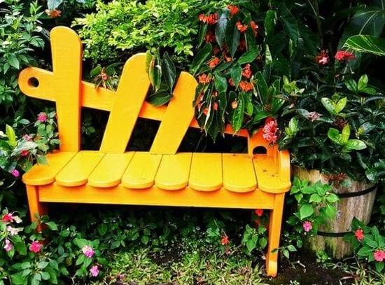 50 Coole Garten Ideen Für Gartenbank Selber Bauengarten Deko Ideen