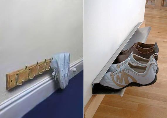Schuhregal Bauen coole wohnideen für schuhregal selber bauen freshouse