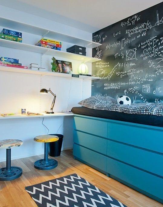 Kinderzimmer selber bauen  Bett selber bauen für ein individuelles Schlafzimmer-Design_kreative ...