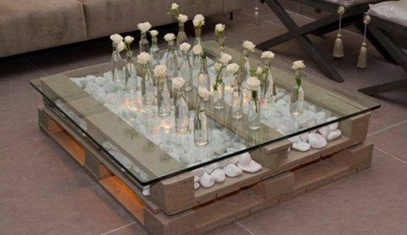 Deko Ideen Mit Steinen Fur Innen Und Aussen Wohnzimmer Dekoration Mit