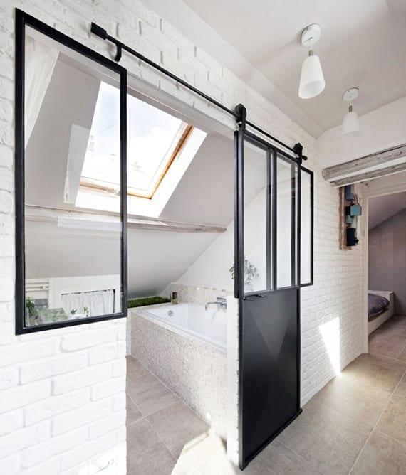 Kleine Bäder Unterm Dach das-kleine-badezimmer-in-dachgeschosswohnung-die-vorteile-unterm
