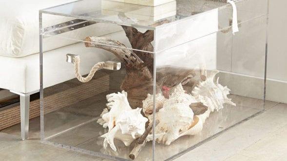 Dekorieren und Basteln mit Acrylglas