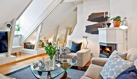 die-kleine-dachgeschosswohnung-und-die-vorteile-unterm-dach-zu ...