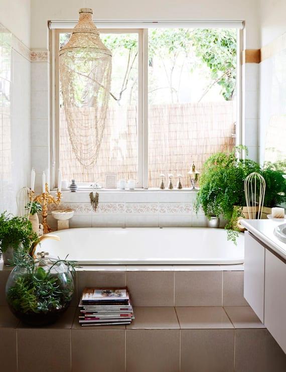 coole-idee-fuer-badezimmergestaltung-mit-pflanzen-fuers ...