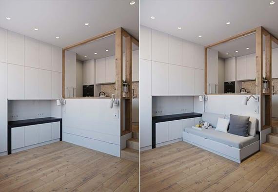 Möbel Für 1 Zimmer Wohnung