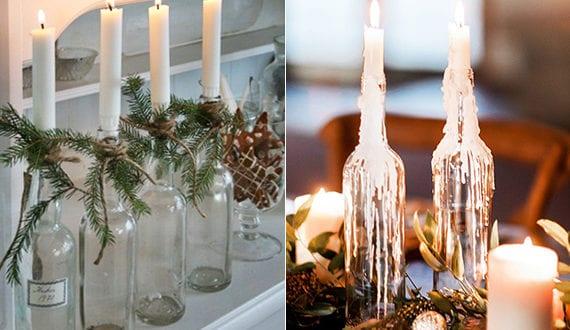 Kerzen Dekoideen Fuer Mehr Romantik In Den Kalten