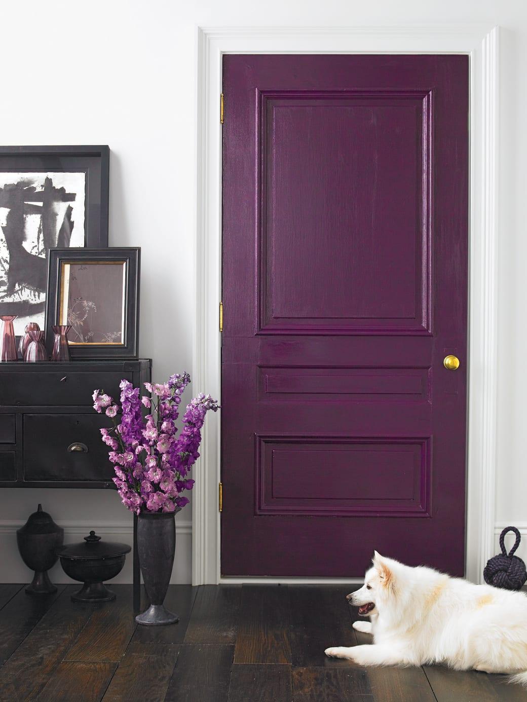 lila eine der trendfarben 2017 fuer wohnraumgestaltung mit. Black Bedroom Furniture Sets. Home Design Ideas
