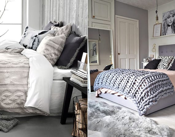 wie laesst sich im winter ein schlafzimmer gemuetlich. Black Bedroom Furniture Sets. Home Design Ideas