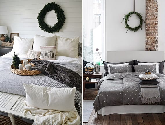 Deko Ideen Winter Schlafzimmer - parsvending.com -