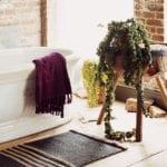 moderne gestaltungsideen für badezimmer im landhausstil