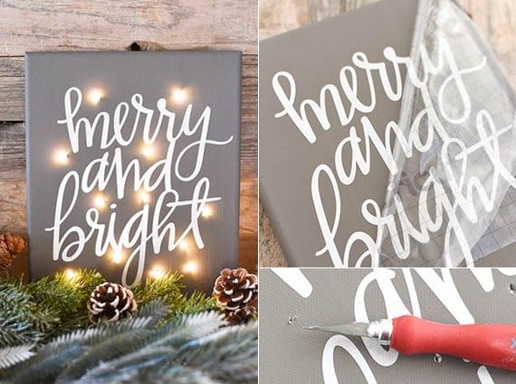 diy ideen fuer winterdeko mit nadelbaeume zapfen tisch weihnachtlich dekorieren mit. Black Bedroom Furniture Sets. Home Design Ideas