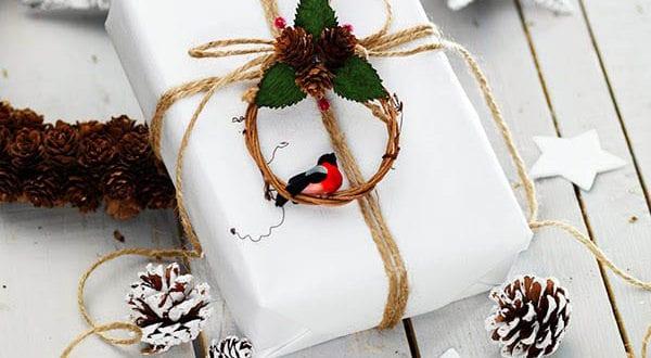 schnell und originell die weihnachtlichen Geschenke verpacken