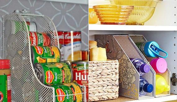 dosen-und-flaschen-organisieren-und-Küchenschränke-in-Ordnung-halten ...