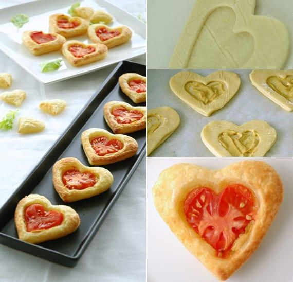 Rezepte Fur Valentinstag Menu Und Romantisches Essen In Herzform