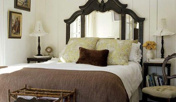 Schlafzimmer-gestalten-mit-Spiegel-Bett ...
