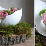 kreatives basteln und tolle tischdeko ideen zum ostern