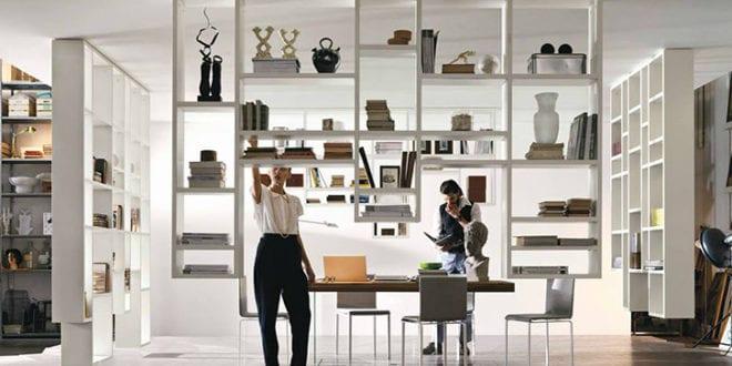 Große Räume sinnvoll aufteilen – Raumteiler nach Maß