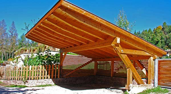 carport selbst bauen awesome bild windfedern fr den carport with carport selbst bauen elegant. Black Bedroom Furniture Sets. Home Design Ideas