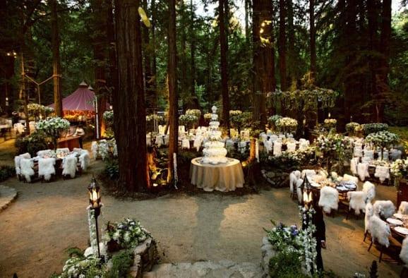 Der Wald Eine Magische Hochzeitslocation Fur Eine Magische
