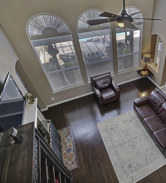 Fliesen Bodenbelag Im Wohnzimmer Als Wohnliche Alternative Zu