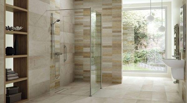 Das Badezimmer altersgerecht gestalten