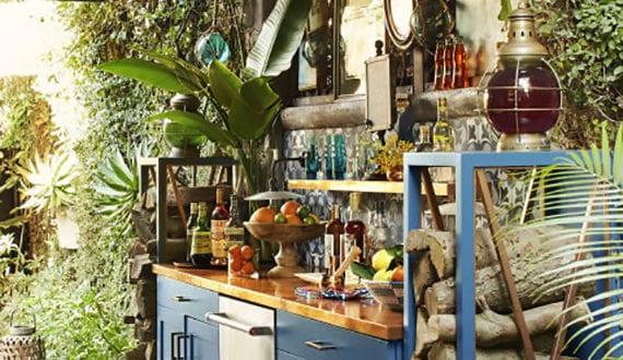 Sommerküche : Sommerküche kochen einfach erklärt
