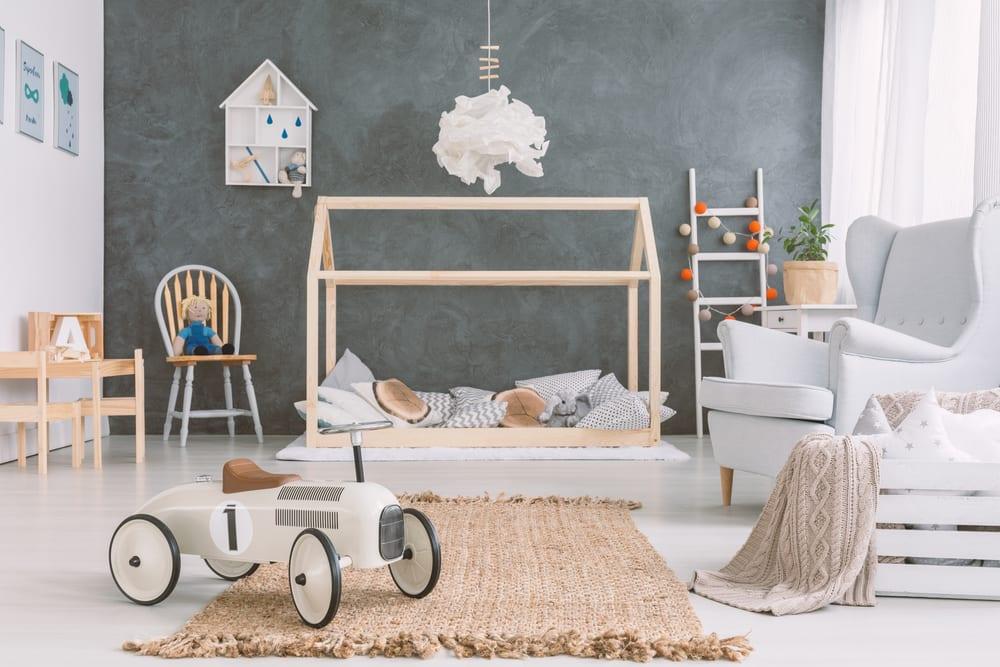 Moderne Kinderzimmer   Modernes Kinderzimmer Und Spielzimmer Einrichten Freshouse