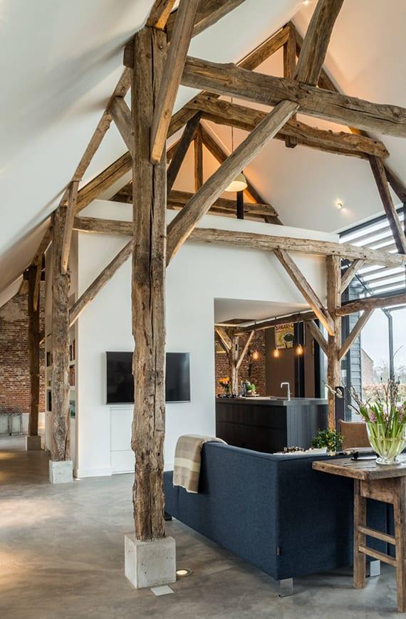 Coole wohnideen f r moderne wohnzimmergestaltung im for Modernes einfamilienhaus grundriss