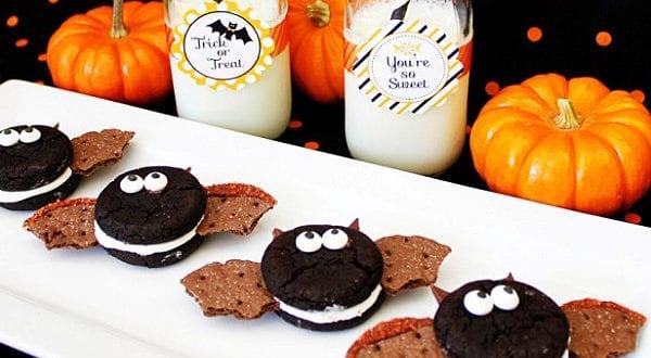 10 gesunde und schnelle Halloween Kinderparty Rezeptideen