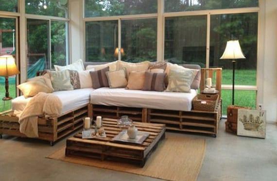 Coole Wohnideen Fur Coole Raumgestaltung Mit Ecksofa Und Couchtisch