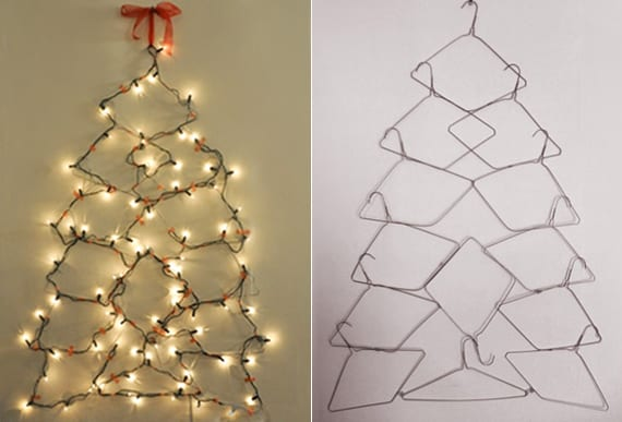 Diy Weihnachtsbaum.Super Einfache Und Kreative Bastelidee Für Diy Weihnachtsbaum Aus