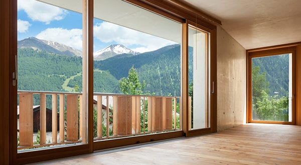 Die Auswahl richtiger Fenster in Bezug auf Optik und Funktionalität