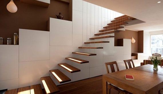 Attraktives interieur design und moderne raumgestaltung for Raumgestaltung mit holz