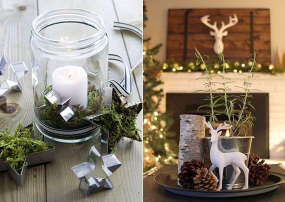 Einfache Und Originelle Dekoideen Fur Weihnachten Landhausstil