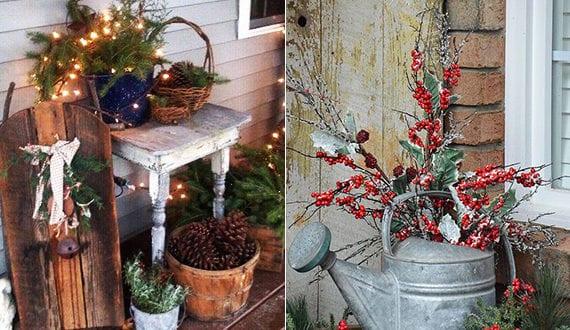 Hauseingang festlich und einladend dekorieren zur - Hauseingang dekorieren ostern ...