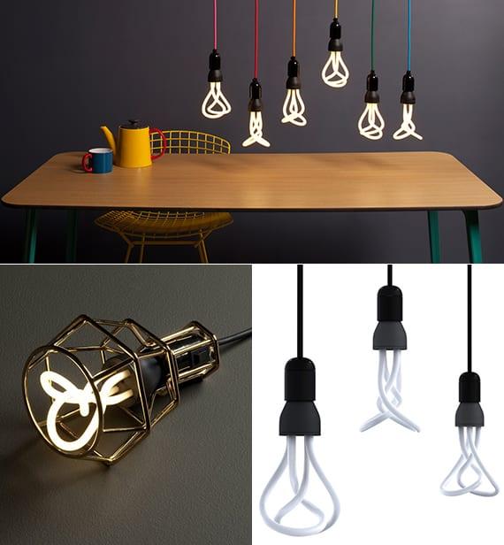 designer energiesparlampen für attraktive raumbeleuchtung und raumgestaltung