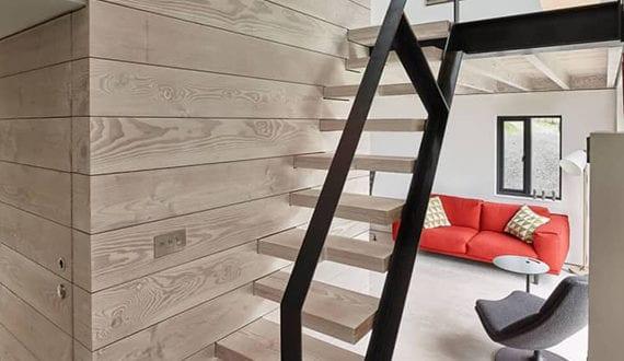 Raumspartreppe holz f r elegante raumgestaltung und for Raumgestaltung und design